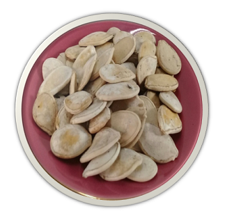 Pumpkin Seed Baked with Herb